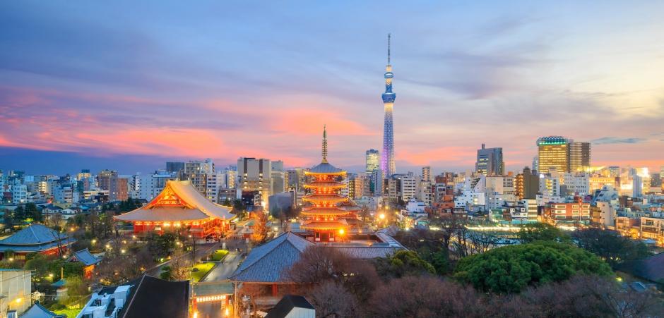 япония токио картинки