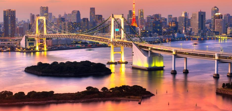 Радужный мост в Токио: описание, история, экскурсии, точный адрес | 451x940